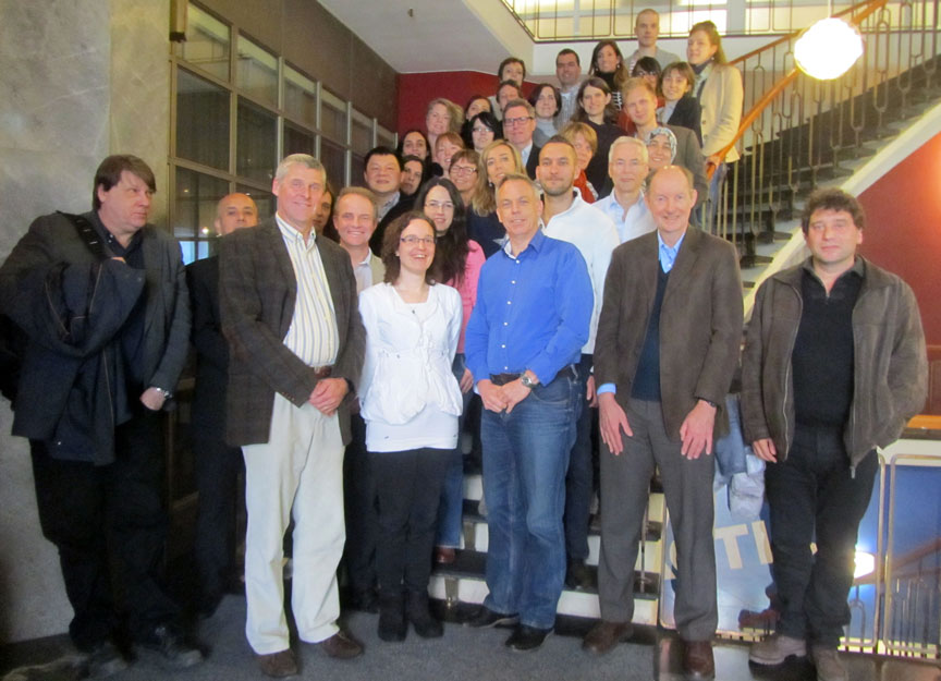 Chemistry and Toxicology - Stockholm April 2014